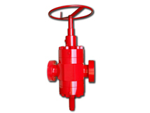 API 6A BAll Screw Gate Valves